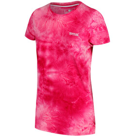 Regatta Fingal IV Shortsleeve Shirt Women pink